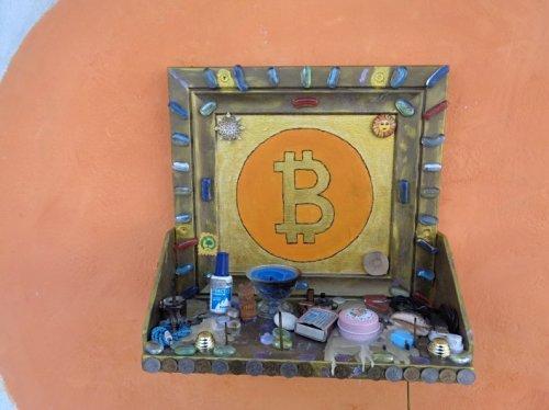 В Екатеринбурге появился алтарь биткоина - «Новости Банков»