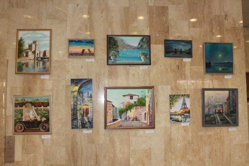Челиндбанк приглашает на выставку картин челябинских художников - «Пресс-релизы»