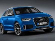 Audi вывела на тесты спортивный кроссовер SQ3 - «Новости Банков»