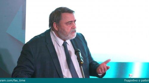 Ключевой доклад Игоря Артемьева на Расширенном совещание ФАС России  - «Видео - ФАС России»