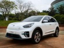 Kia представил свой новый электрокар Niro EV - «Новости Банков»