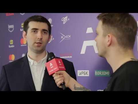 Пресс-конференция AFP: интервью с Сергеем Припадчевым  - «Видео -Альфа-Банк»