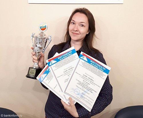 Банк «НЕЙВА» - победитель Фестиваля качества услуг - «Новости Банков»
