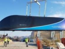 Оптический эффект зоотропа могут использовать для поездов Hyperloop взамен обычных окон - «Новости Банков»