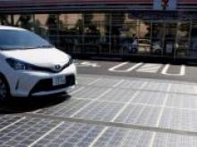 В Японии проложат сеть дорог с солнечными батареями - «Новости Банков»