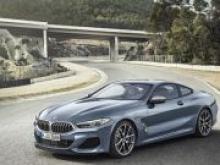 BMW показала облик серийного купе нового 8 Series - «Новости Банков»