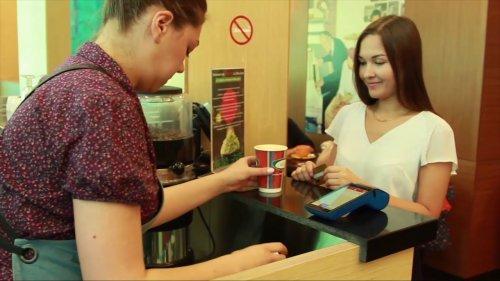 Банк Русский Стандарт. Coffee Bean  - «Видео - Банка Русский Стандарт»