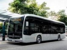 Mercedes Benz представил новый электроавтобус с запасом хода 250 км - «Новости Банков»