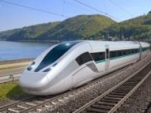 """Siemens представила поезд с """"рабочей"""" скоростью до 360 км/ч - «Новости Банков»"""