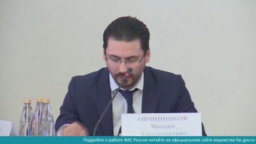 ФАС способствует развитию конкуренции в Астраханской области  - «Видео - ФАС России»