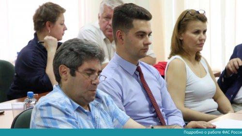 Защита интересов потребителей и сдерживание темпов роста тарифов – приоритеты в работе ФАС  - «Видео - ФАС России»