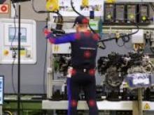 Ford испытывает 3D-технологию отслеживания движений рабочих - «Новости Банков»