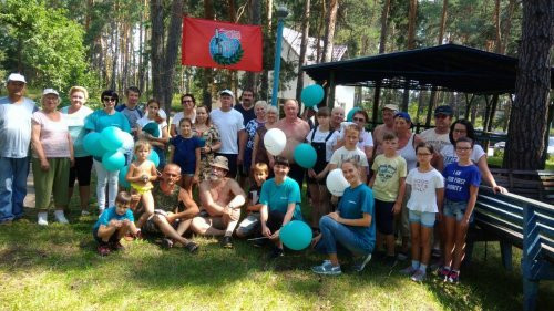 Сотрудники Запсибкомбанка приняли участие в ежегодном Дне здоровья «Боевого братства» Самарской области - «Новости Банков»
