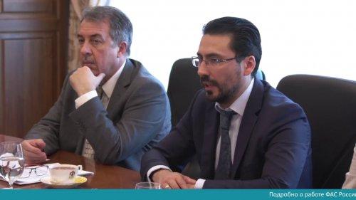 ФАС: поддержка регионам в деле развития конкуренции будет оказана на федеральном уровне  - «Видео - ФАС России»