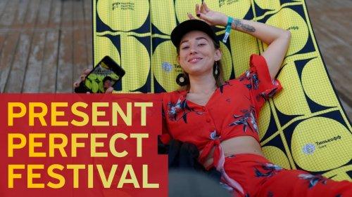Present Perfect Festival 2018  - «Видео - Тинькофф Банка»