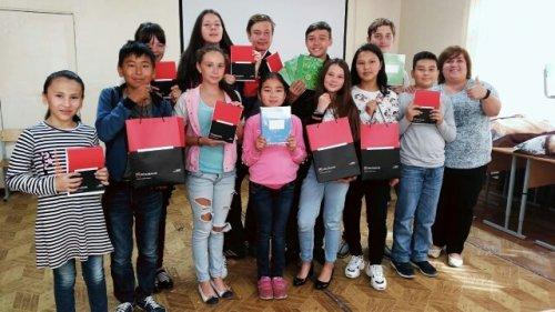В двадцати регионах России прошла благотворительная акция группы компаний Societe Generale «Помоги собраться в школу» - «Пресс-релизы»