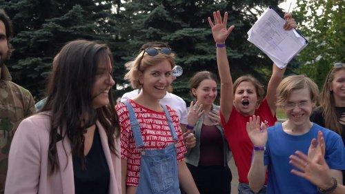 Welcome Party, 9 сентября 2018г.  - «Видео - РЭШ»