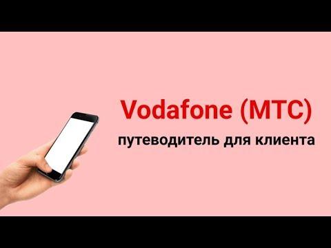 Водафон (МТС): путеводитель для клиента   - «Видео - Простобанка Консалтинга»