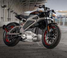 Harley Davidson выпустит первый электрический мотоцикл к 2019 году - «Новости Банков»