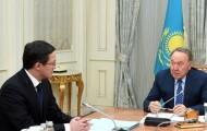Данияр Акишев доложил Президенту обосновных направлениях работы - «Экономика»