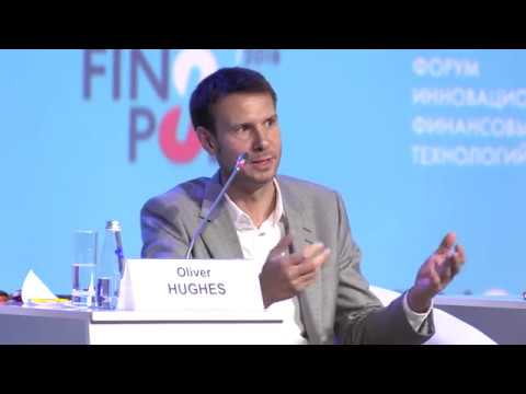 Оливер Хьюз: «Данные – новая нефть?». Finopolis 2018.  - «Видео - Тинькофф Банка»