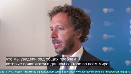 ФАС и страны БРИКС+ о глобальных проблемах на фармрынке - «Видео - ФАС России»