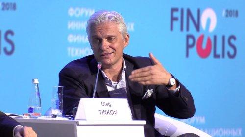 Почему Олег Тиньков не знал про вступление Тинькофф Банка в Ассоциацию Больших Данных  - «Видео - Тинькофф Банка»