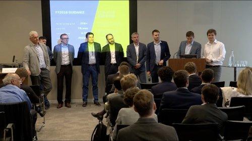Tinkoff Strategy Day – 7 June 2018, London Stock Exchange  - «Видео - Тинькофф Банка»