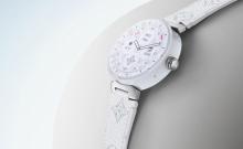 Смарт-часы модного дома Louis Vuitton получили новый чип Qualcomm - «Новости Банков»