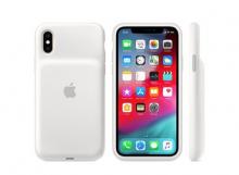 Apple выпустила чехол со встроенным аккумулятором для iPhone XS, XS Max и XR - «Новости Банков»