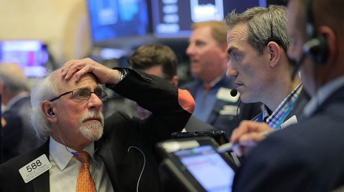РќР° биржах начались рождественские РїРѕРєСѓРїРєРё - «Финансы»