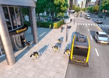 В США роботов-собак научат доставлять посылки на беспилотниках - «Новости Банков»