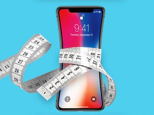Телефон на диете - «Тема дня»
