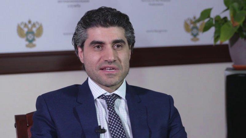 Армен Ханян: ФАС для меня – это семья - «Видео - ФАС России»