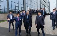 Президенту рассказали о крупных проектах Алматы - «Экономика»