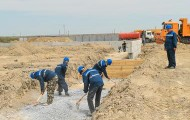 В Кызылорде начато строительство мясокомбината - «Экономика»