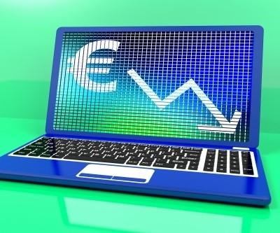 Евро упал на 93 копейки - «Новости Банков»