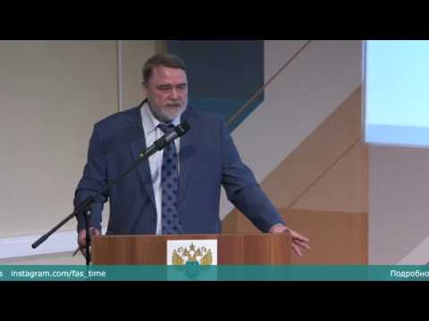 Игорь Артемьев: Давайте снова все это преодолеем! - «Видео - ФАС России»
