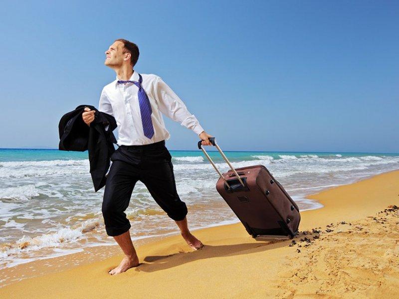 В отпуск — без долгов - «Тема дня»