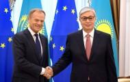 Дональд Туск: Казахстан для нас важный и стабильный партнер - «Экономика»