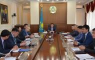 В Кокшетау обсудили вопросы по развитию города - «Экономика»