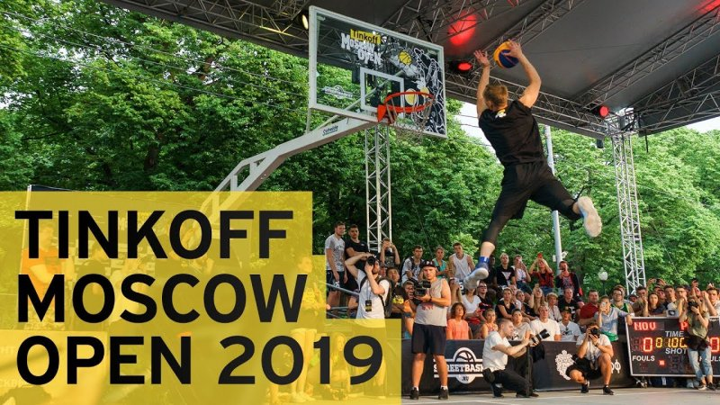 Tinkoff Moscow Open 2019 - «Видео - Тинькофф Банка»
