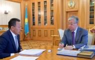 Сауат Мынбаев доложил о развитии железнодорожного транспорта - «Экономика»