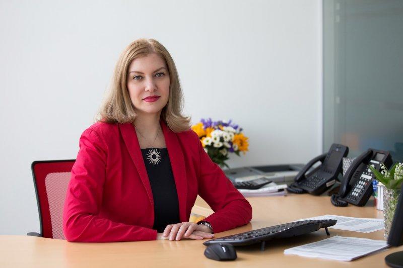 Ирина Асланова: в ближайшее время Банк Жилищного Финансирования презентует новый бренд - «Интервью»
