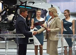Новикомбанк на МАКС-2019 заключил соглашения с Холдингом «Вертолеты России» на 20 млрд рублей - «Новикомбанк»