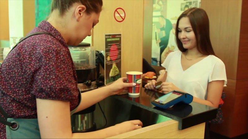 Терминал для оплаты картой mCassa от Банк Русский Стандарт - «Видео - Банка Русский Стандарт»