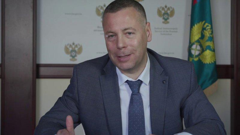 Прямая линия с ФАС. Михаил Евраев - «Видео - ФАС России»