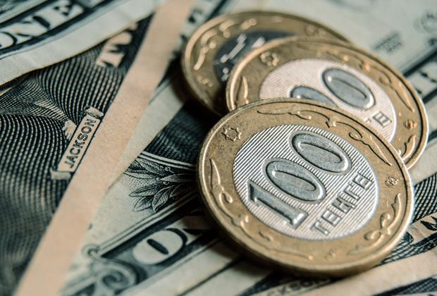 За неделю тенге незначительно подешевел - «Финансы»