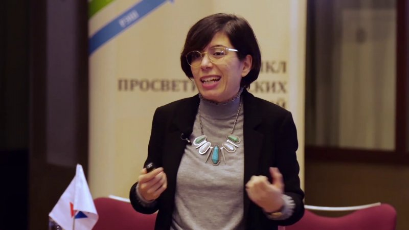 "Pamela Campa Open Lecture: ""Why are women under-represented in politics and does it matter?"" - «Видео - РЭШ»"