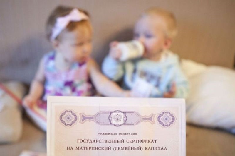 Материнский капитал можно будет использовать для строительства дома на садовом участке - «Новости Банков»